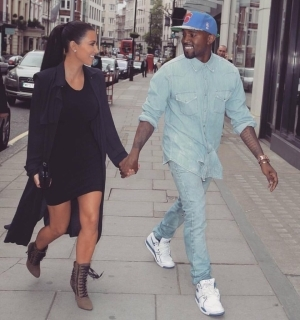 Kim Kardashian Pens Adorable Message on Husband Kanye West's 40th Birthday